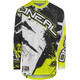 ONeal Element Bike Jersey Longsleeve Men Shocker yellow/colourful